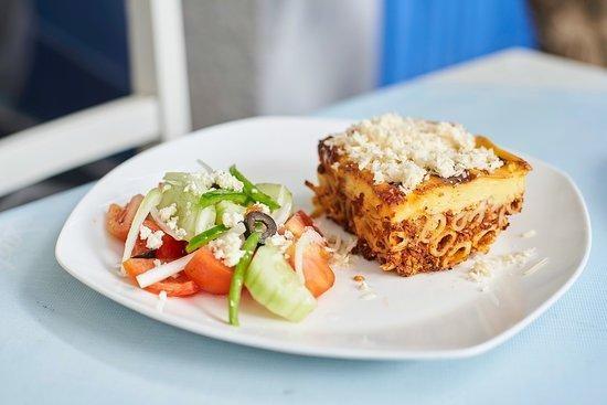 santorini greek restaurant bali