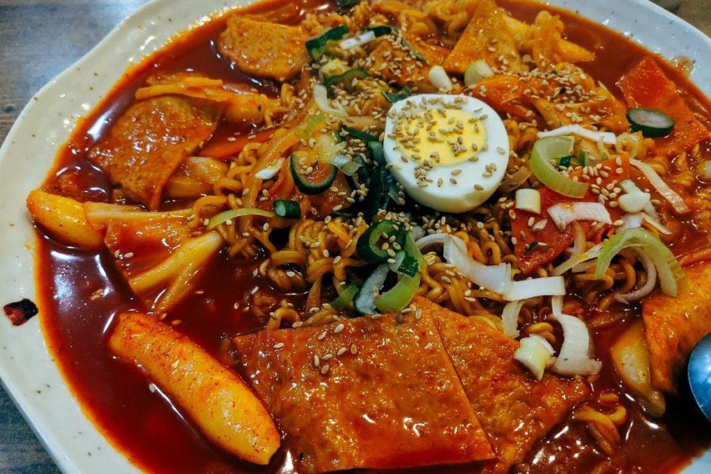 ksf korean restaurant bali