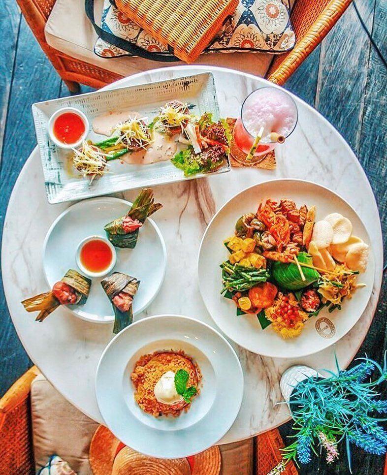 batik thai restraurant bali