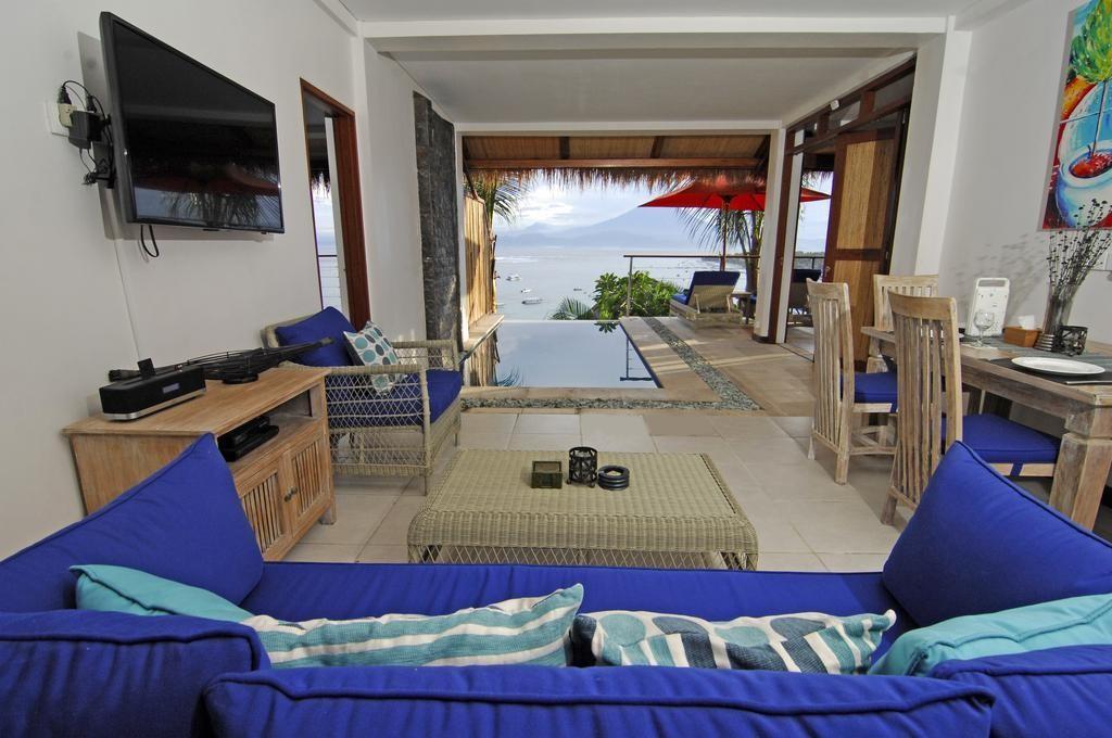 sanctuary villa lembongan
