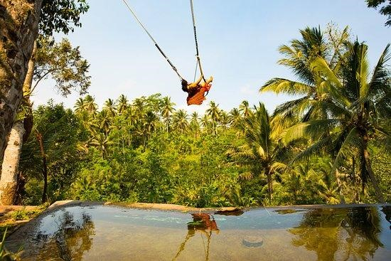 13 Famous and Captivating Swing in Bali