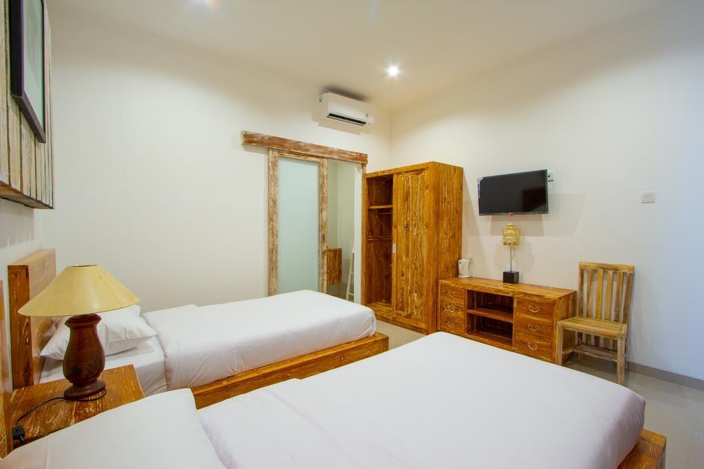 Bedroom in Bali Komang Guest House
