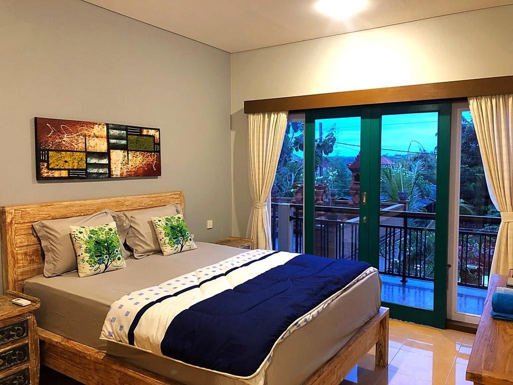 bedroom in Bukawa Lodge Jimbaran