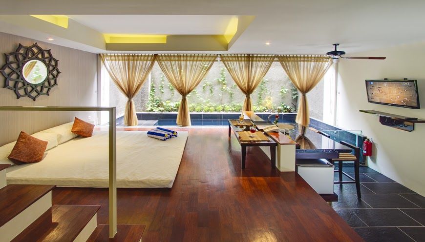 18 Suite Villa in Kuta