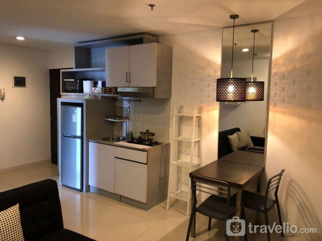 Tamansari Semanggi apartemen murah kebayoran