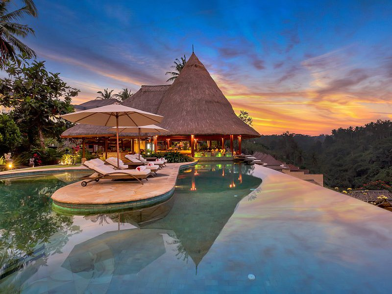 11 Hotels with Breathtaking Infinity Pool in Bali
