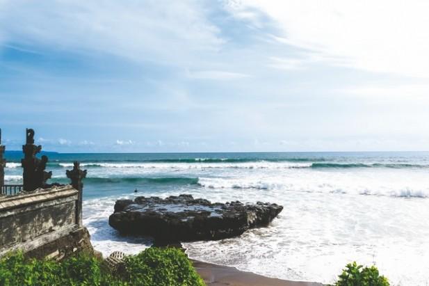 Berawa Beach in Canggu Bali