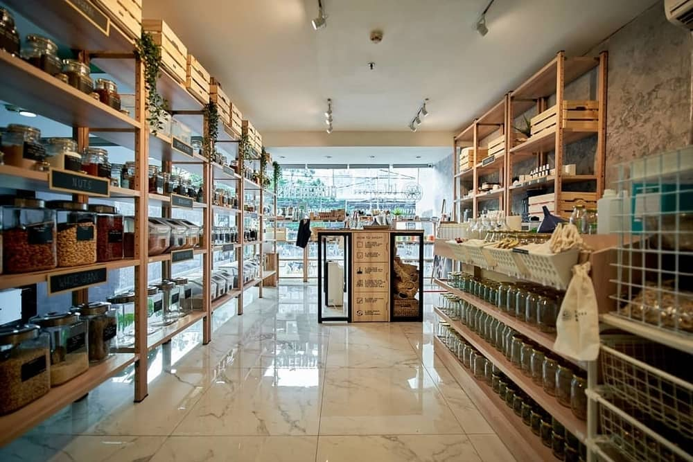 zero waste store jakarta the bulk store & co