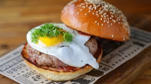 Locavore To Go Burger Bali