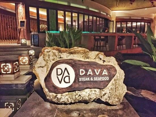 Dava bar and grill at Jimbaran