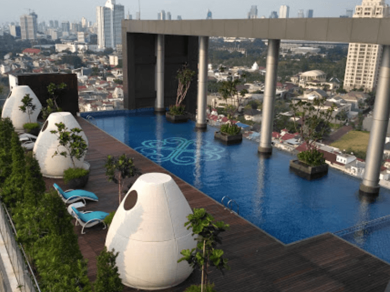 6 Rekomendasi untuk Sewa Apartemen Bulanan di Senayan