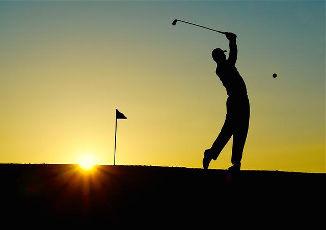 golfing in nusa dua