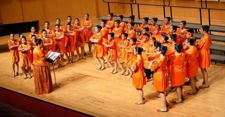 Bali International Choir Festival