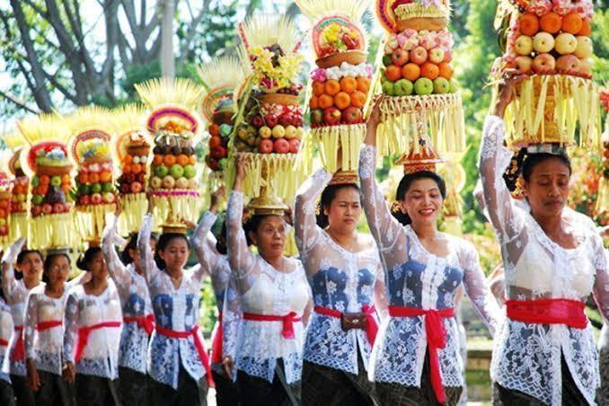 Jangan Lewatkan! 15 Festival Tahunan Bali Paling Dinantikan di Tahun 2021
