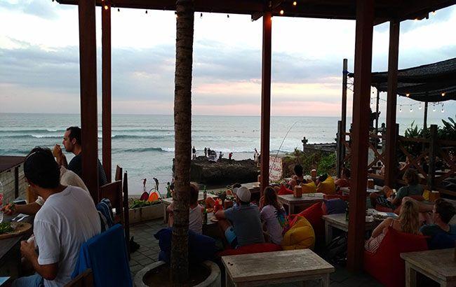 Island Beach Bar in Canggu Bali
