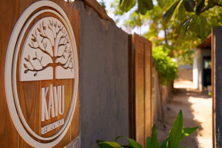 Kayu Lembongan entrance