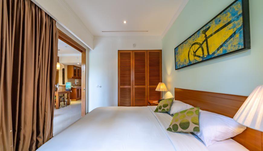 rent apartment bali sara residence by nakula