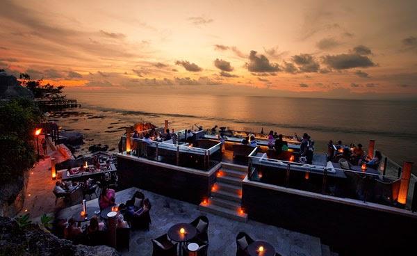 bar at Bali