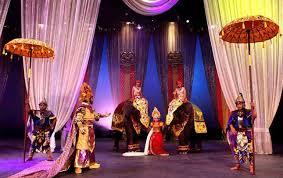 theatre Bali