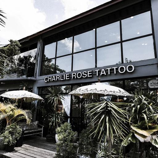 charlie rose tattoo studio in canggu, bali