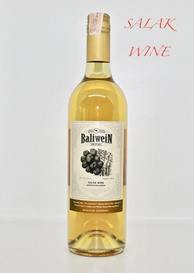 baliwei balinese locally made wine