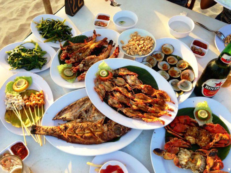 7 Best Flavorful Seafood Restaurants in Bali