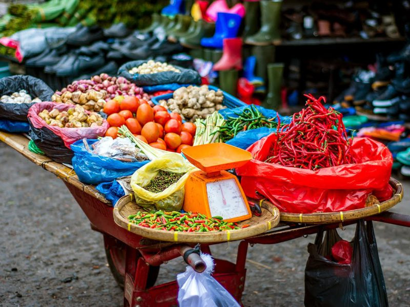 Getting around 10 Must-Visit Traditional Markets in Bali