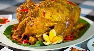 Ayam Betutu Pak Sanur