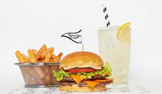 Shmurger Burger Bali