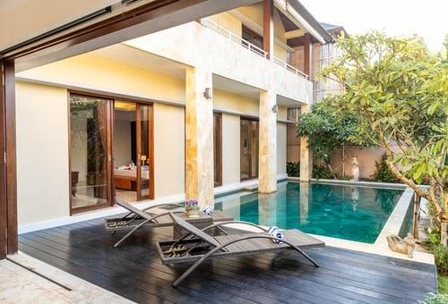 villa property bali