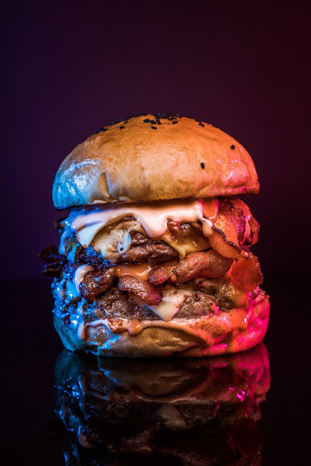BB52 Burger Bali
