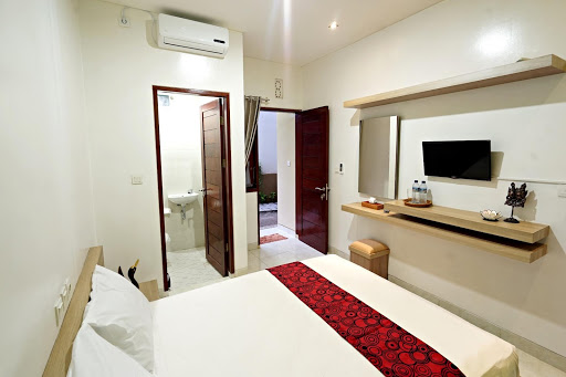 bedrooms at D'Pande Kuta