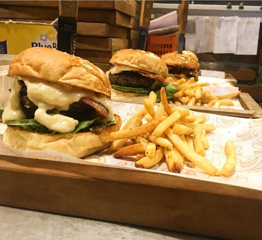 HERO Burger Bar Bali