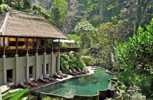 Riverside Spa at Maya Spa Bali balinese massage