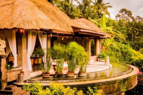 Lembah Spa balinese massage
