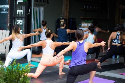 Yoga jobs bali