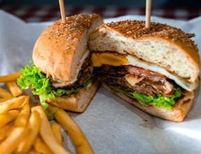 Fat Tony's Burger Bali