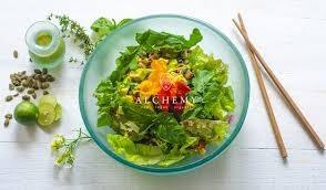 Alchemy Salad Bar Bali