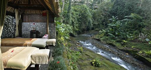 Tjampuhan Spa balinese massage