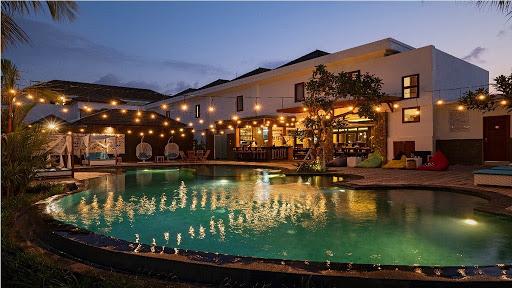 outdoor pool in The Sakaye Luxury Villa & Spa