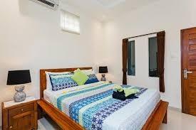 bedroom in Villa Poppy Legian