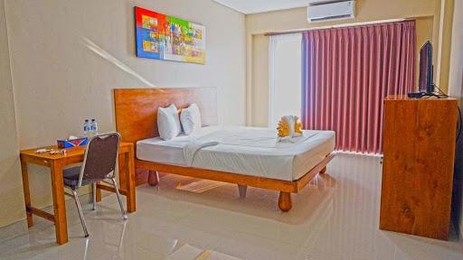 bedroom at Brielle Guest House, Jimbaran