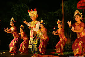 traditional dance performances Bali