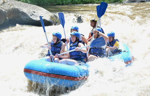 outdoor activity at Ubud