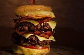 The Butchers Club Burger Bali