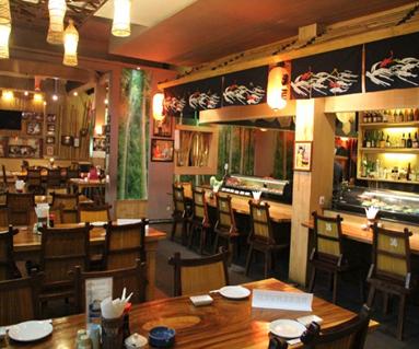 Take Japanese Restaurant in Legian