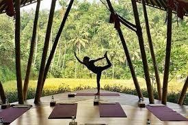 Yoga at Ubud