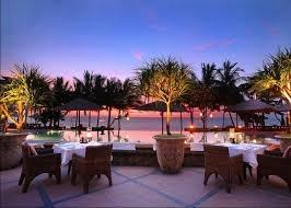 restaurant at Nusa Dua