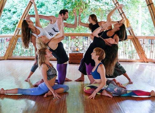 yoga class in Sanur