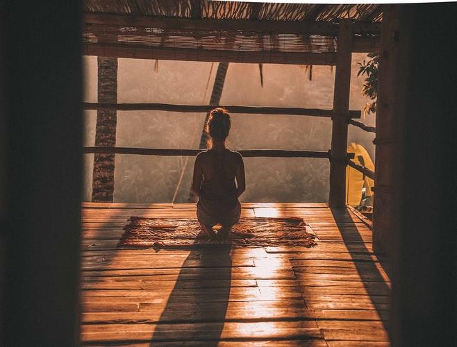 yoga in lembongan bali